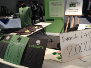 EverNoteTシャツ