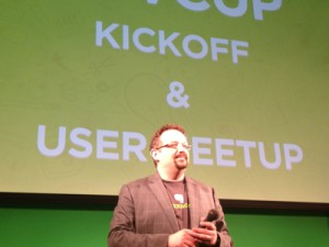 Evernote CEO フィル・リービン氏