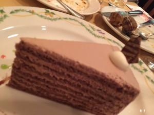 金曜日のケーキ